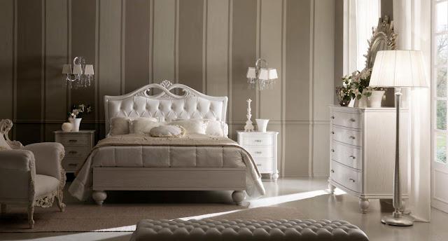 Mobila - dormitor - Italiana - Pat -  tapitat- Via -Veneto -articol-6070