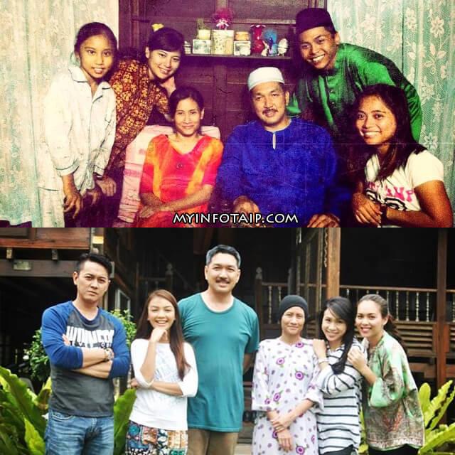 Uda & Dara Gambar Keluarga