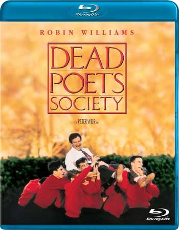 Poster Of Dead Poets Society 1989 English 350MB BRRip 480p ESubs Free Download Watch Online
