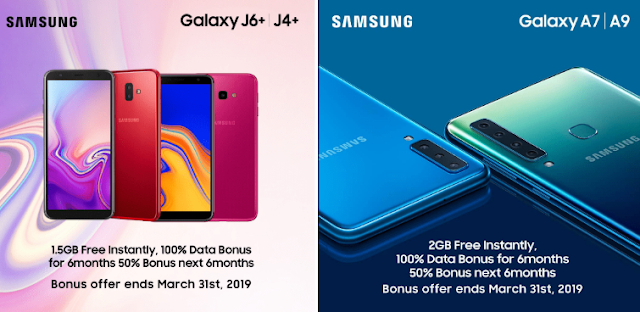 Get Free 9Mobile 1.5GB or 2GB data, Plus 100% Data Bonus for 6 Months via Samsung Members app