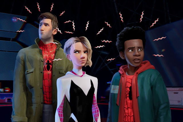 Spider-Man: Into The SpiderVerse: Film Review