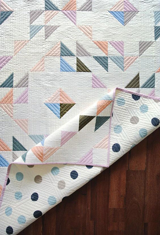 The Indian Summer Quilt Free Pattern