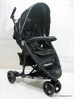 1 Pliko PK698 Supreme Baby Stroller