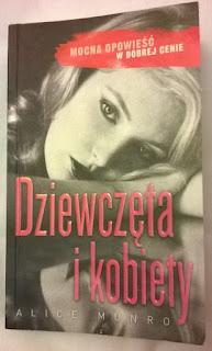 okładka książki Dziewczęta i kobiety