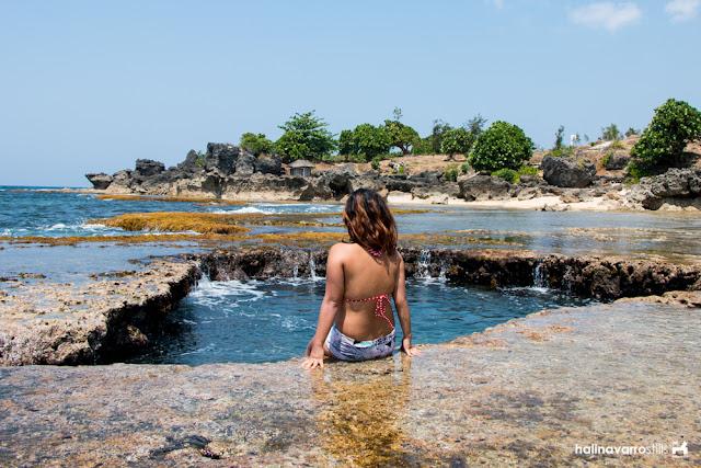 BEACHES NEAR MANILA Cabongaoan Beach in Pangasinan