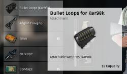Патронташ (Bullet Loops)