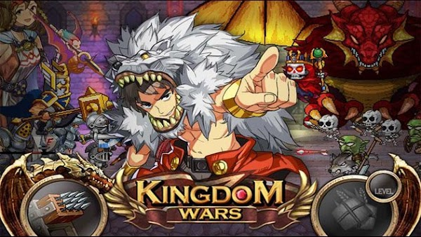 Kingdom Wars Mod Apk v1.4.0 Unlimited Diamond, Money & Gold