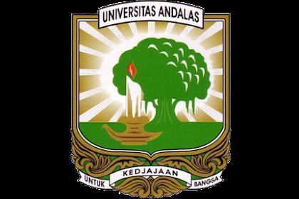Formasi Penerimaan CPNS Universitas Andalas (UNAND) Tahun 2018