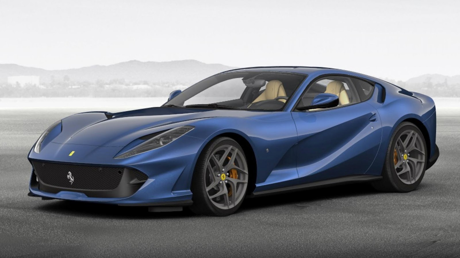 Ferrari's 812 Superfast Configurator Is A Great Time ...