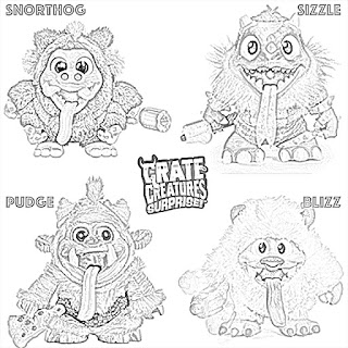 Crate Creatures coloring.filminspector.com
