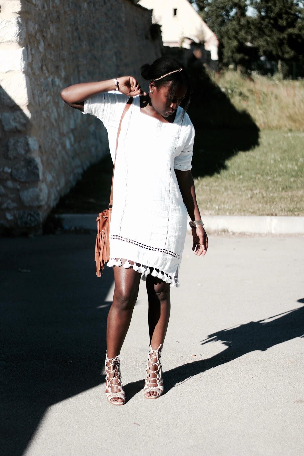 la petite robe blanche-blog-mode