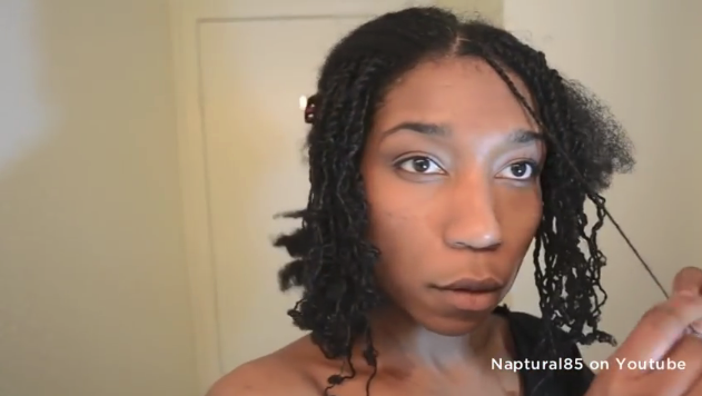 How To Install Mini Twists Curlynikki Natural Hair Care