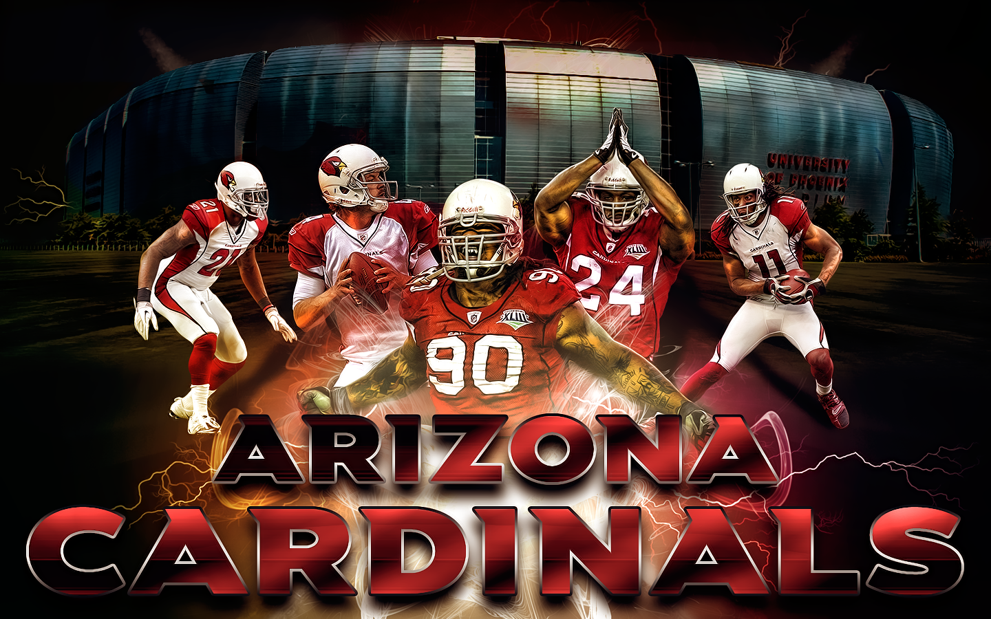 Watch ARIZONA CARDINALS NFL Football Live Online