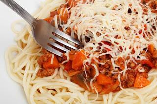 spaghetti-bolognaise,www.healthnote25.com