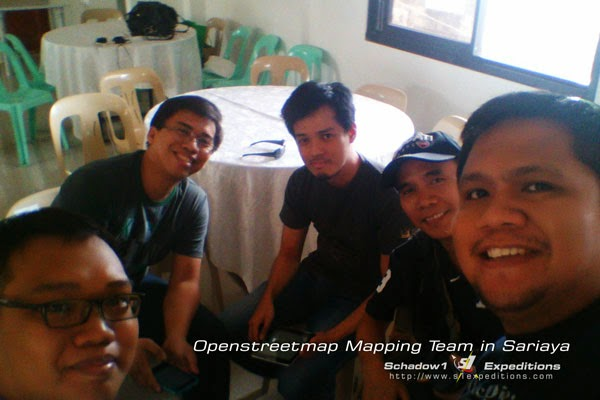 Openstreetmap Philippines Mapping Team Sariaya - Schadow1 Expeditions