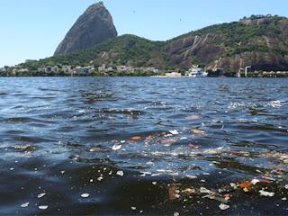despoluição da Baía de Guanabara
