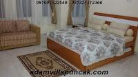 Villa benfika 5 kamar rekomendasi villa di puncak yg bagus untuk keluarga