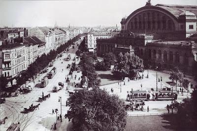 Anhalter Bahnhof - Berlin