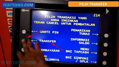 cara transfer bni ke bank lain 3
