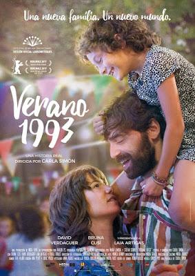 """""""Verano 1993"""" (Carla Simón, 2017)"""