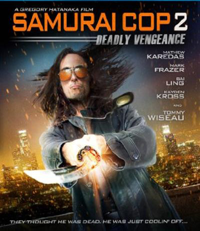 Samurai Cop 2: Deadly Vengeance Legendado