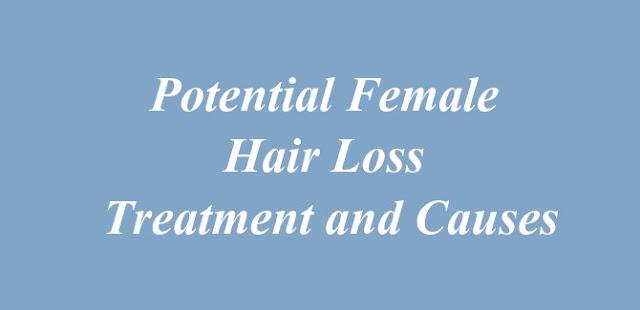 Female Hair Loss Treatment