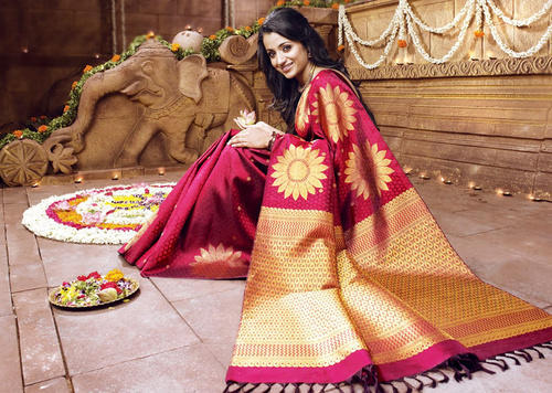 Why traditional sarees must be considered