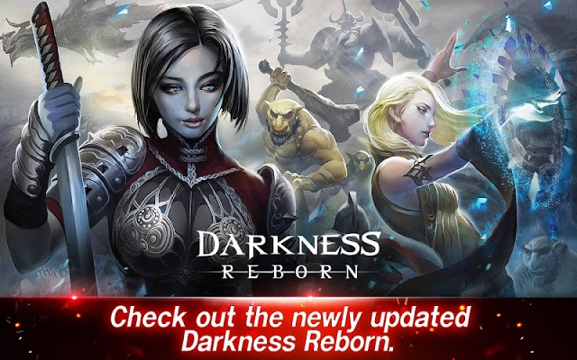 Darkness Reborn Mod Apk Android