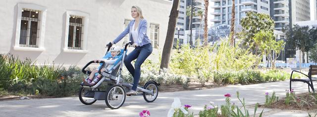 bicicleta para transportar criança