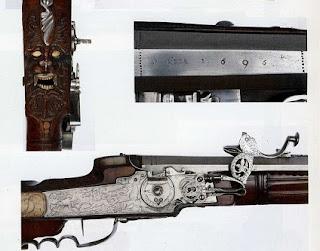 Фото страницы книги об оружии