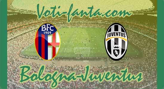 Bologna Juventus, le formazioni ufficiali