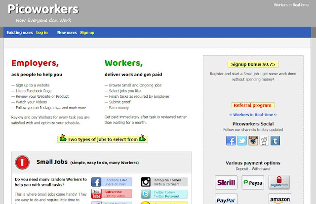 Best Trusted Sites to Do Mini Jobs Online - Technology, Software & Games