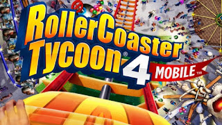 RollerCoaster Tycoon 4 Mobile Mod Apk android