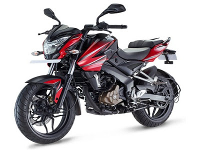 Bajaj Pulsar 200NS left side image