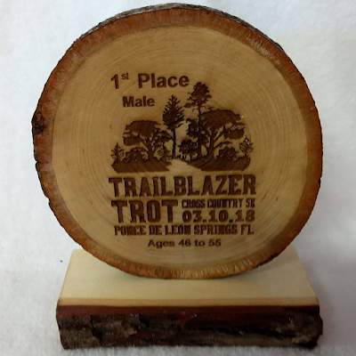 2018 Trailblazer Trot 5K Cross-Country Race