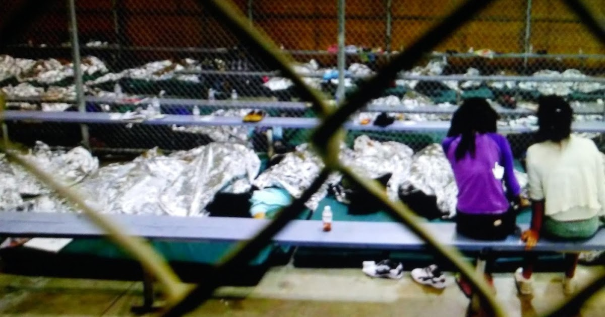 Media Failed to Report Obama Kept Illegals in Cages Wrapped Them in Tin Foil
