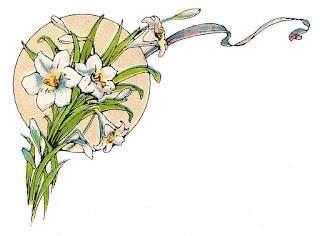 flower digital download image lily illustration