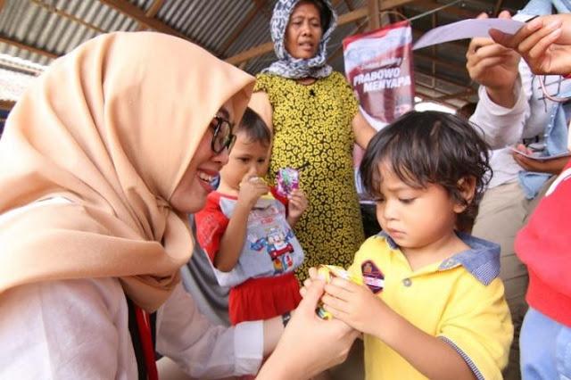 Masyarakat Antusias Sambut Program Dokter Keliling Prabowo-Sandi