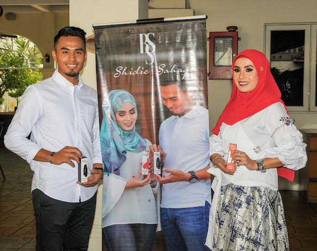 PAPAHUG & MAMAKISS BY SHIDIESAHAQ, perfume malaysia, artis perfume,