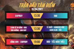 Bản tin AoE ngày 12/4: Lịch thi đấu các trận đấu hấp dẫn trong ngày, hé lộ thông tin về hai giải đấu AoE đỉnh cao