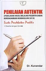PENILAIAN HASIL BELAJAR PESERTA DIDIK BERDASARKAN KURIKULUM 2013