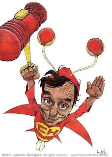 caricaturista en España