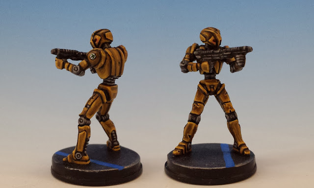 HK Assassin Droid, FFG Imperial Assault (2015, sculpted by B. Maillet)