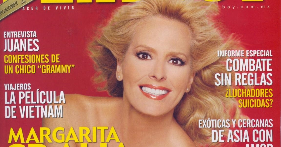 foto de margarita gralia desnuda: