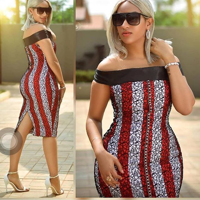 Classic and New Ankara 2018 Short Gown Designs You Don\'t Have ...