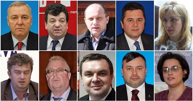 Știm 10 din 14 parlamentari de Suceava. Cum se repartizează restul mandatelor?