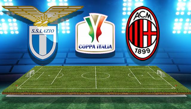 Lazio vs AC Milan - Highlights & Full Match
