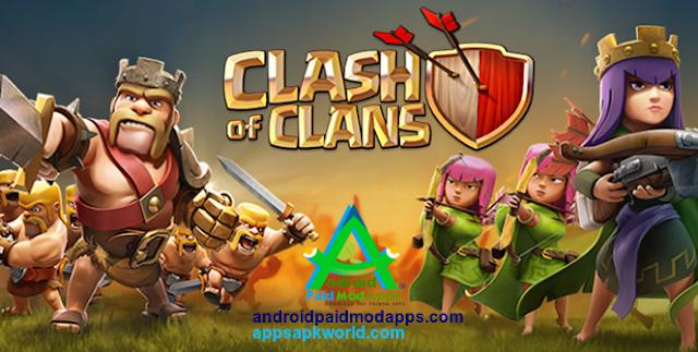 Download Clash Of Clans v8.212.9 Unlimited Mod APK