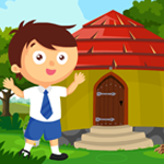 G4K Cute School Boy Rescue Game