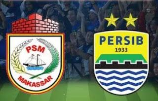 PSM Makassar vs Persib Bandung: Sama-Sama Tanpa Dua Pemain Timnas